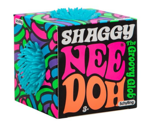 Shaggy NeeDoh - TREEHOUSE kid and craft