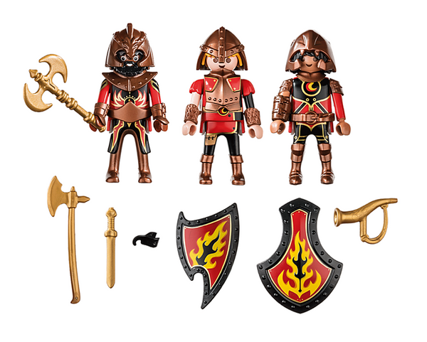 Burnham Raiders Set - TREEHOUSE kid and craft
