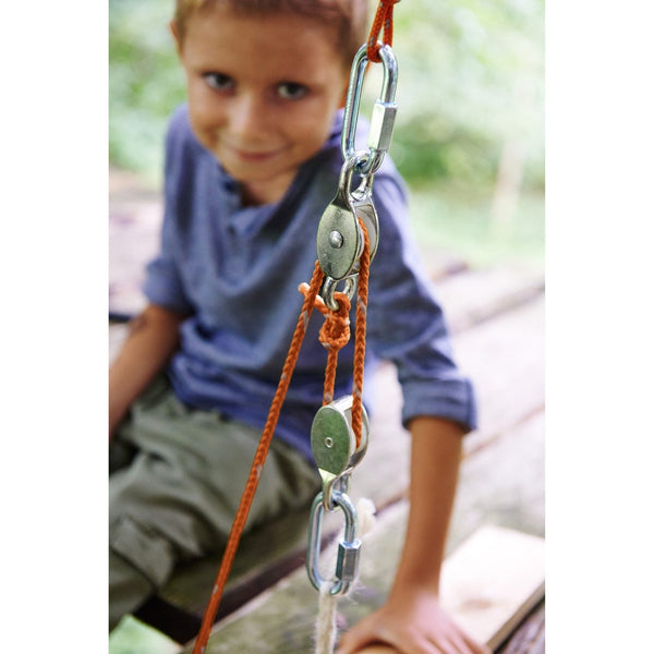 Block and Tackle Pully
