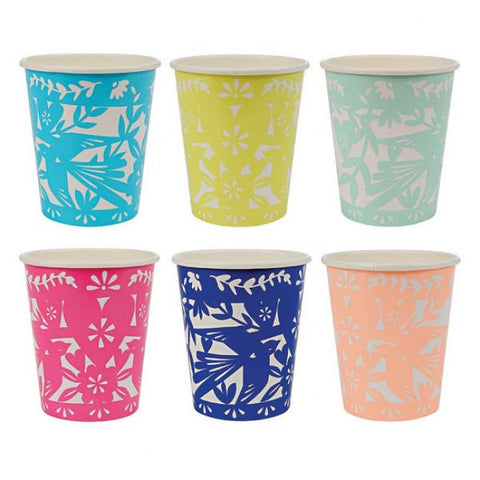 Fiesta Party Cups