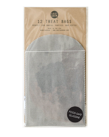 Glassine Treat Bags