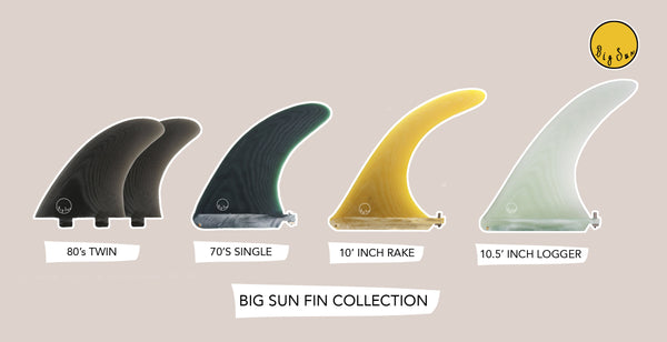 The Big Sun Fin Collection