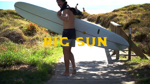 A Day In The Sun - Ryan Glover on his Big Board
