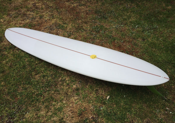 Transition Era Midlength - 7'10 Volan with Cedar Stringer
