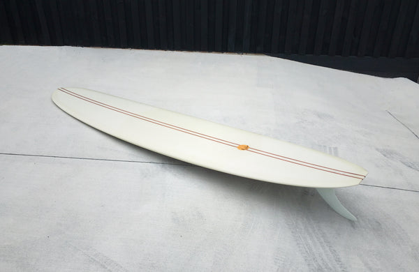 Big Hotdogger Square Tail - 9'2 Volan Double Cedar Stringer