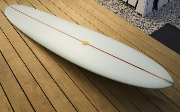 Transition Era Midlength - 8'0 Volan with Cedar Stringer and 10' inch Rake