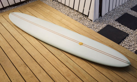 Used Big Sun - 9'0 Finless Double Cedar Stringer