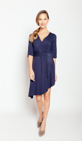Michelle Asymmetrical Dress