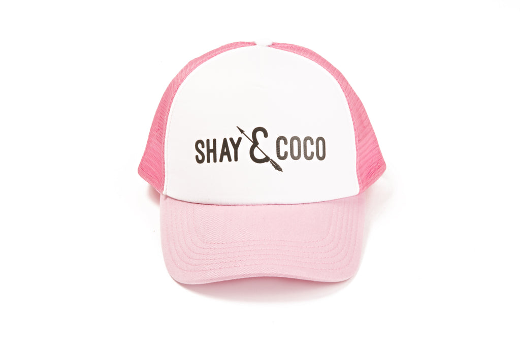 Shay & Coco Trucker Hat