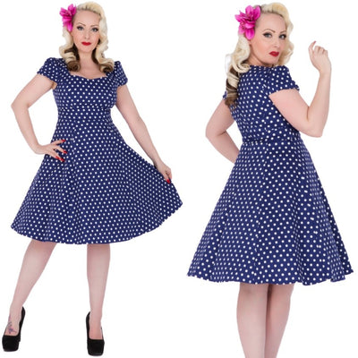 Swing into Summer with Dolly and Dotty Vintage Dresses