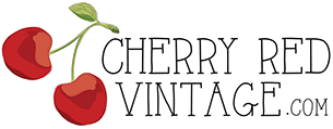 Cherry Red Vintage