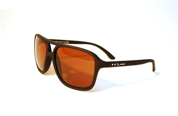 ColdFront Squared Aviator Sunglasses