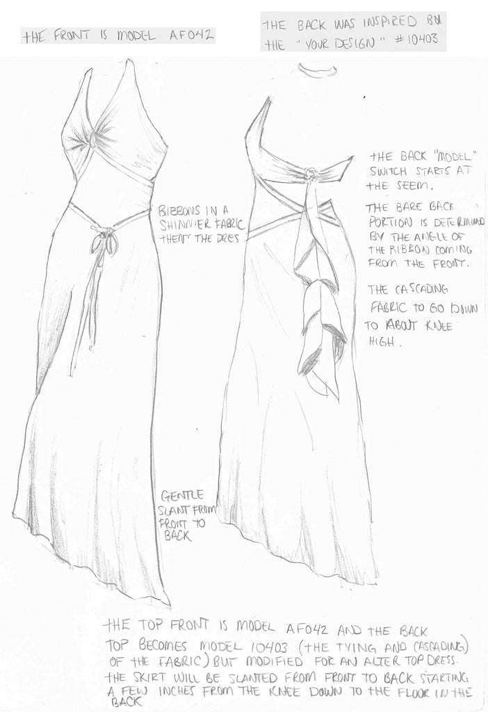 Wedding Dress for C.P.
