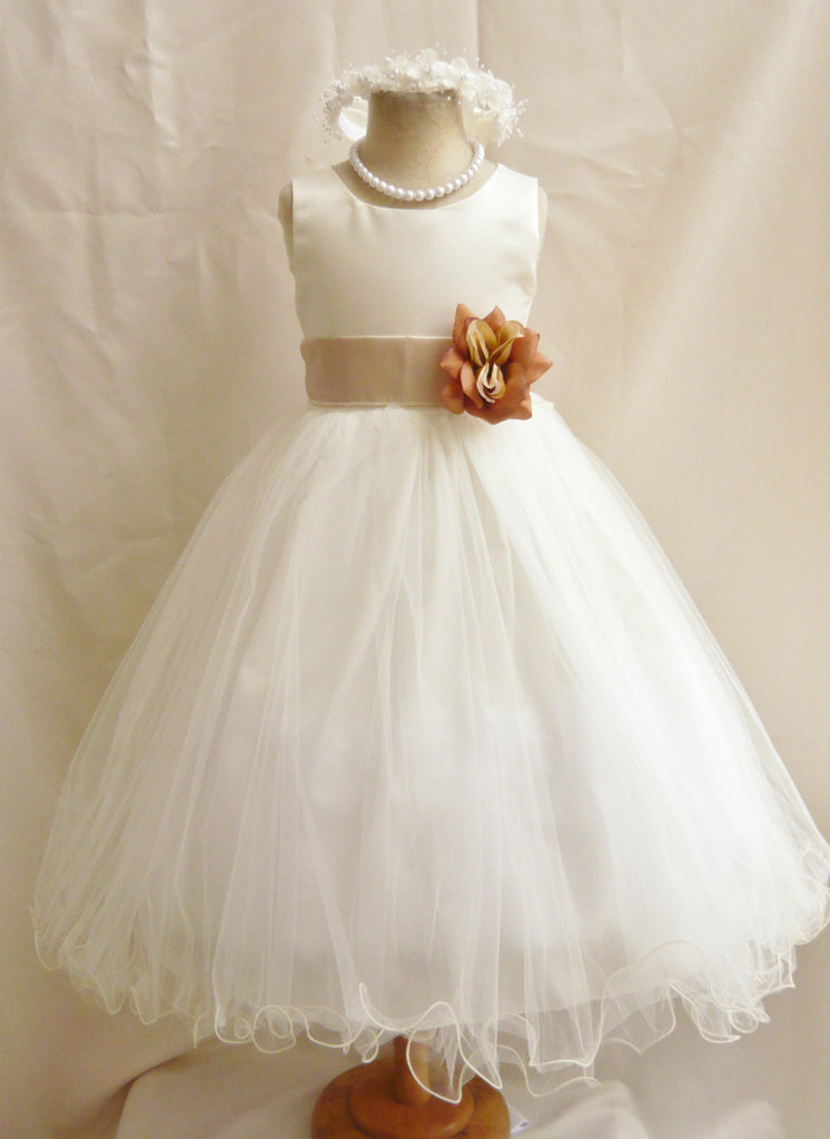 Flower Girl Dress for Anne