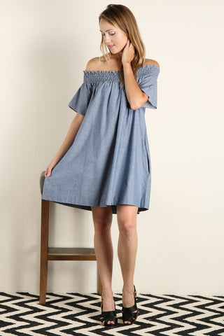 MK Sway Dress with Pockets