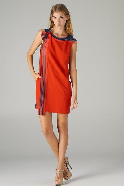 Elle Shift Dress with Pockets