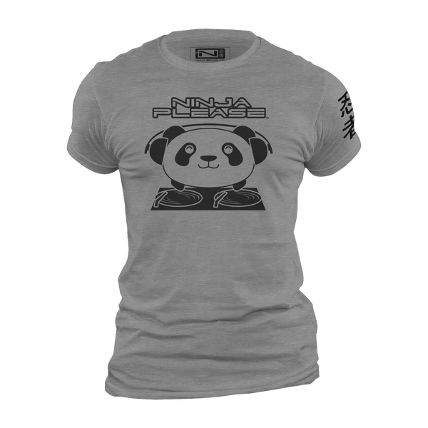 Men's DJ Panda T-Shirt