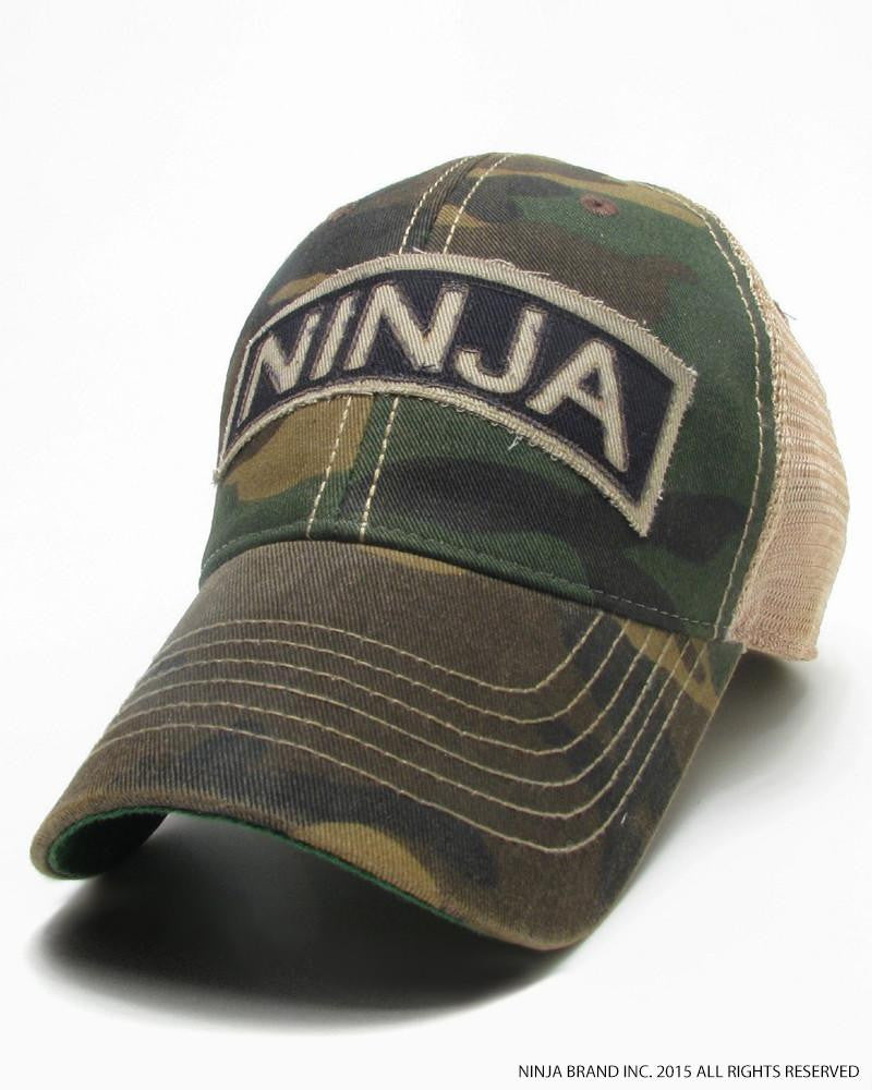 Ninja Scroll Trucker Hat