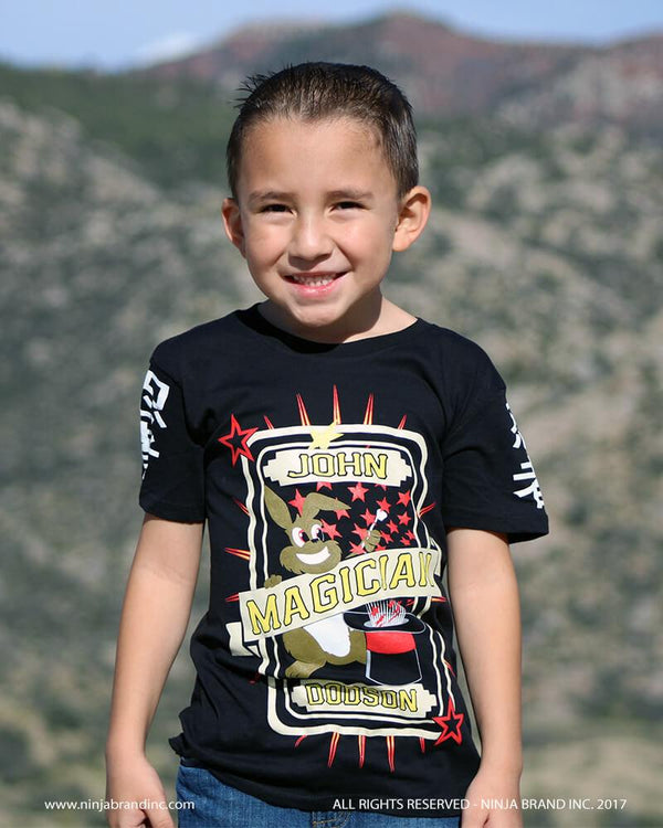 John Dodson Signature T-Shirt - Kid's