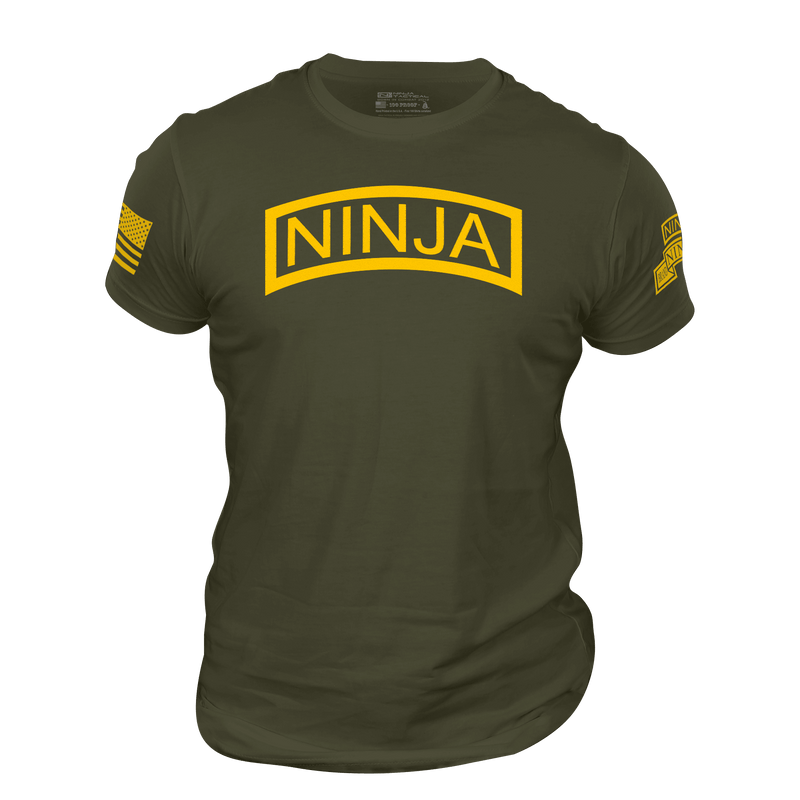 Men's Ninja Scroll Shirt