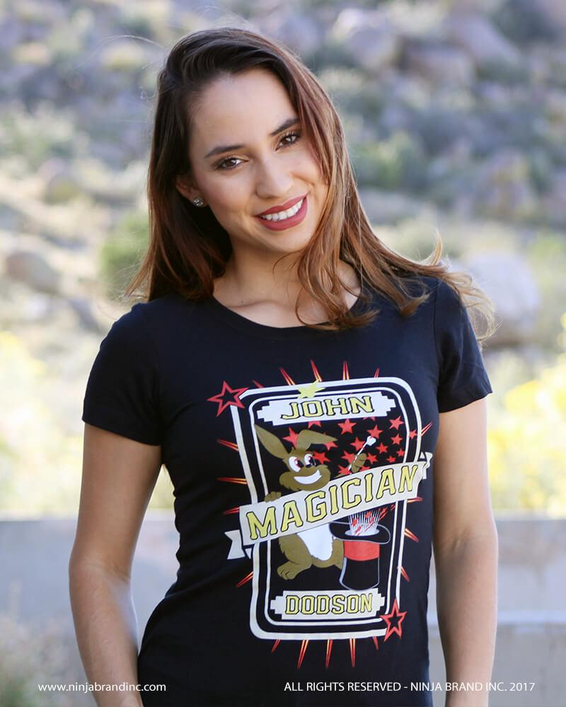 John Dodson Signature T-Shirt - Women's