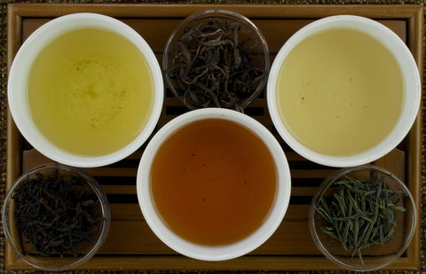 Tea Sampler Six Pack