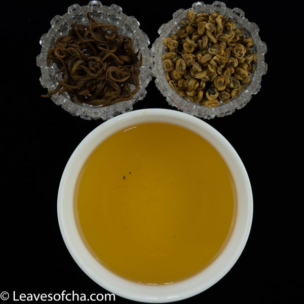 Bi Luo Chun Pure Gold Hong Cha