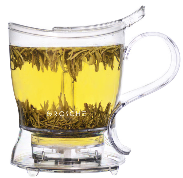 Pour-Through Tea Maker