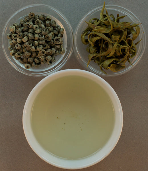 Jade Nautilus Handcrafted White Tea