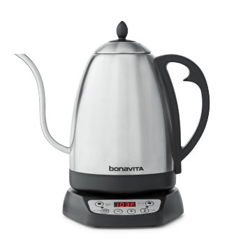 Digital Variable Temperature Gooseneck 1.7L Kettle