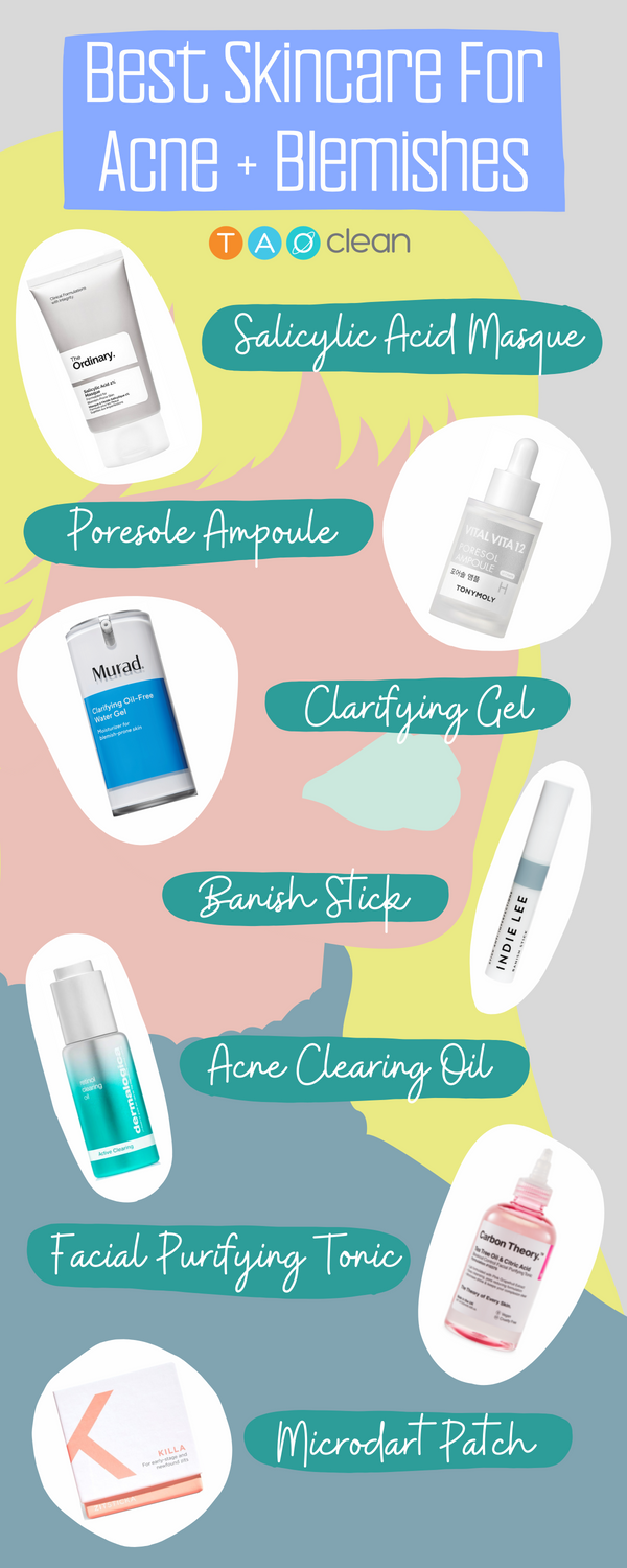Best Skin Care for Acne