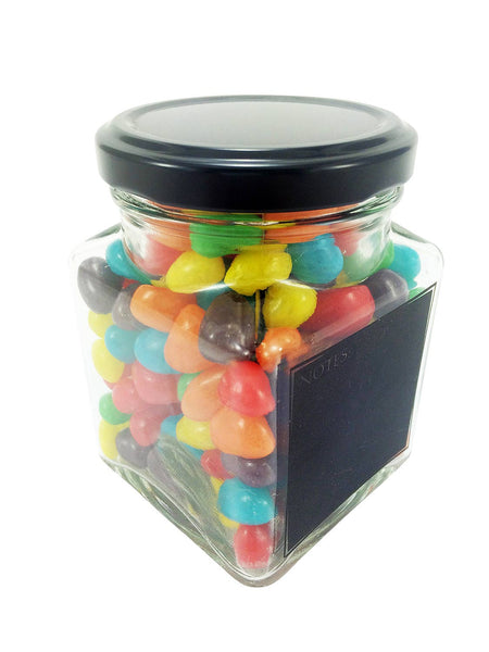 Fancy Jar of Jelly Beans (260 ml)