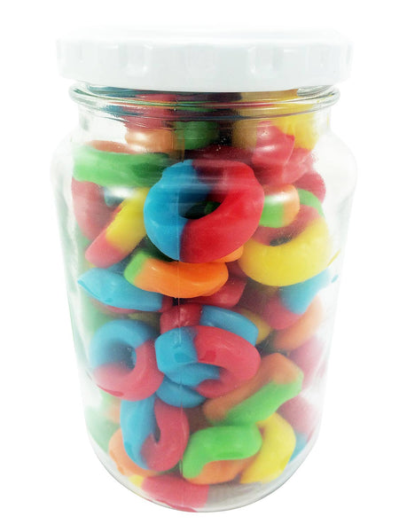 Jar of Ringlet Sweets (375 ml)