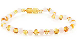 """Grow With Me"" Baltic Amber 