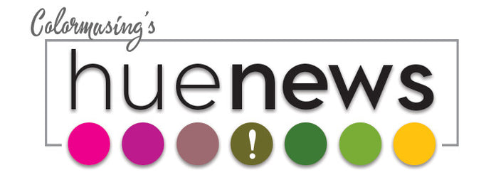 Hue News, Colormusing's E-mail Newsletter, Launches Nov. 1!
