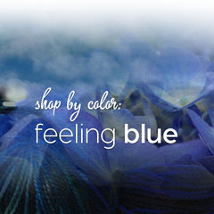 Shop by Color: Feeling Blue