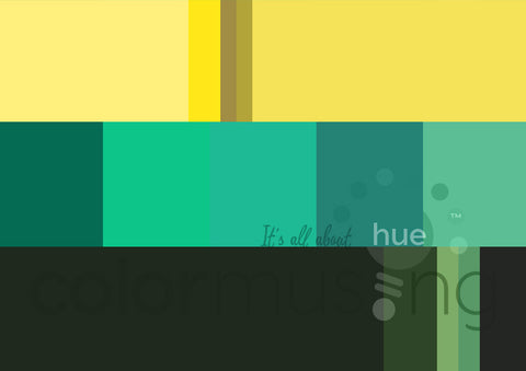 Birthstones II Color Palette Curated Collection, set of 3 downloadable PSD/JPEG files