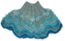Load image into Gallery viewer, Birthstone Capelet Downloadable PDF Knitting Pattern