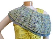 Load image into Gallery viewer, Loop Scarf/Capelet Downloadable PDF Knitting Pattern