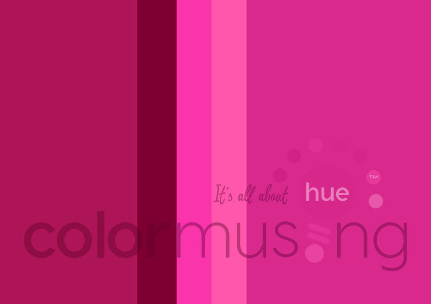 Cupid Color Palette: Downloadable Editable PSD/JPEG Files