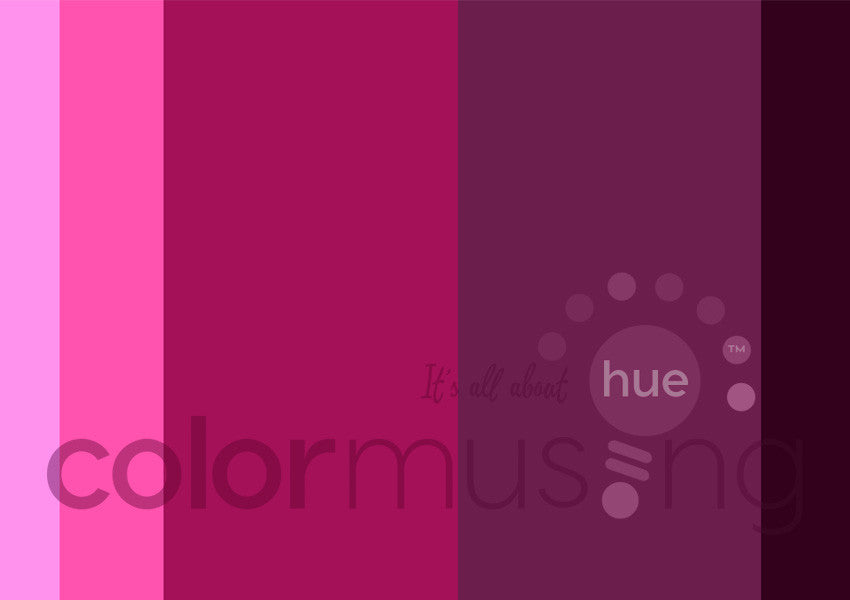 Heartbeat Color Palette: Downloadable Editable PSD/JPEG Files
