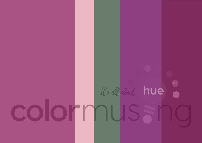 Matin Parisien Color Palette: Downloadable Editable PSD/JPEG Files