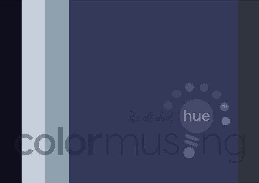 Tidepool Color Palette: Downloadable Editable PSD/JPEG Files