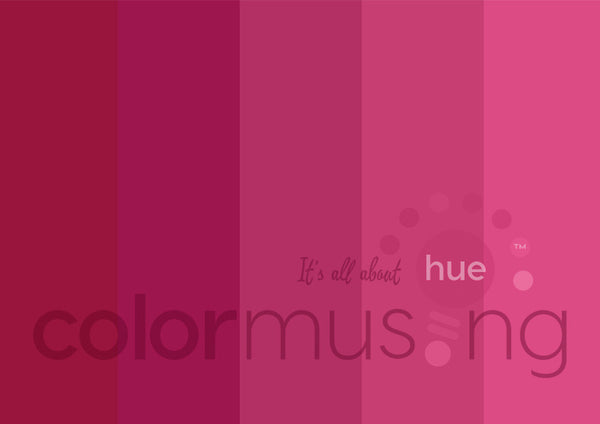 Valentine Color Palette: Downloadable Editable PSD/JPEG Files