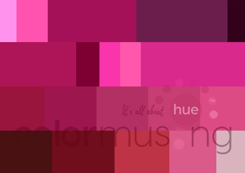 Valentines Curated Color Palettes Collection, instant-download set of 4 palettes, editable PSD/JPEG files, save 50%!