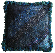 Load image into Gallery viewer, Garter-Stitch Pillow Downloadable PDF Knitting Pattern