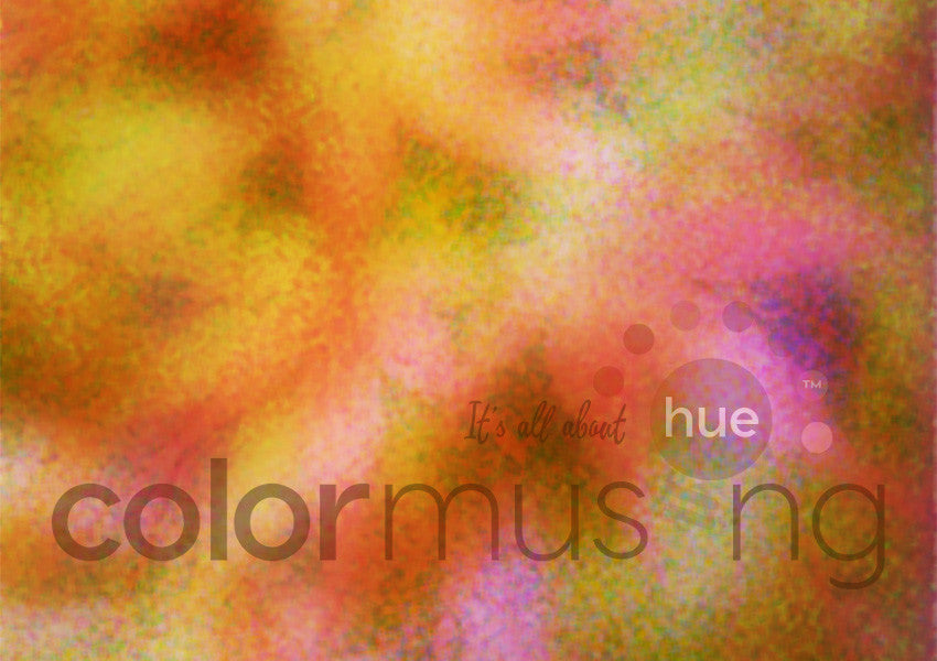 Misty Leaves I Color Palette: Downloadable Editable PSD/JPEG Files