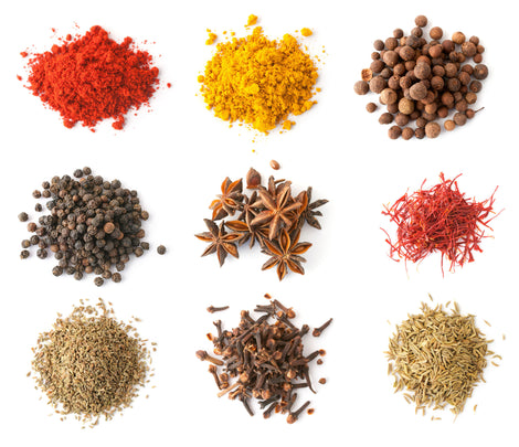 Spices & Grains