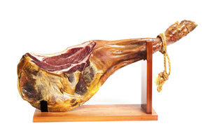 Jamon Iberico whole leg bone-in 16-17 lbs.