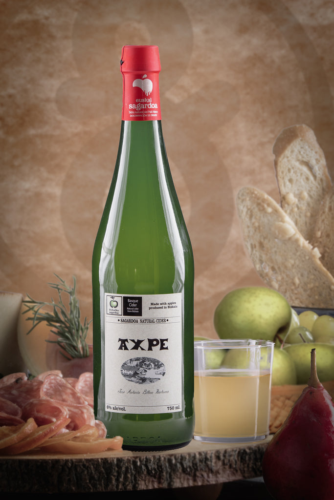 Axpe Basque Cider 750ml